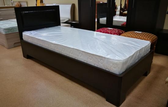 Односпальная кровать от фабрики Кураж в продаже в Пушкино