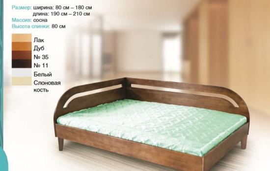 """Акция! Кровать """"Лея"""""""