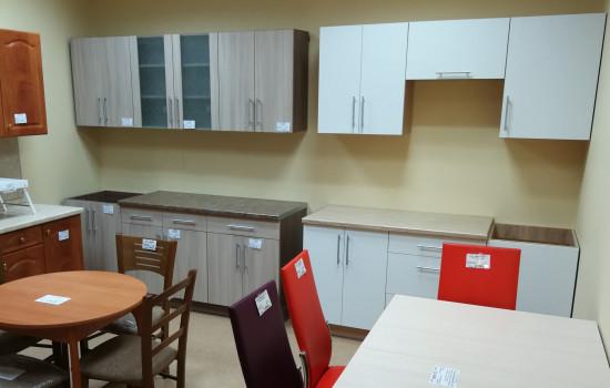 Кухня ЛДСП Ясень Шимо