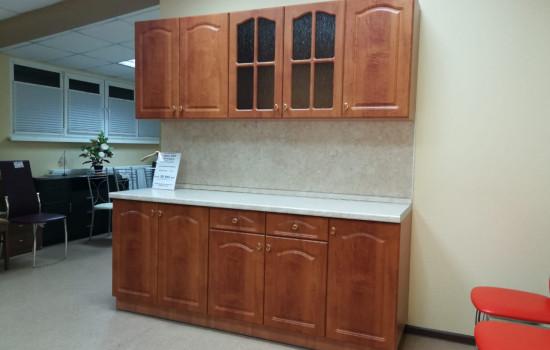 Кухонный гарнитур. Цвет Кальвадос