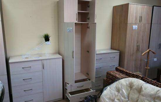Шкаф (600 мм.) с 2 ящиками
