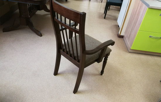 Кресло (массив гевеи)