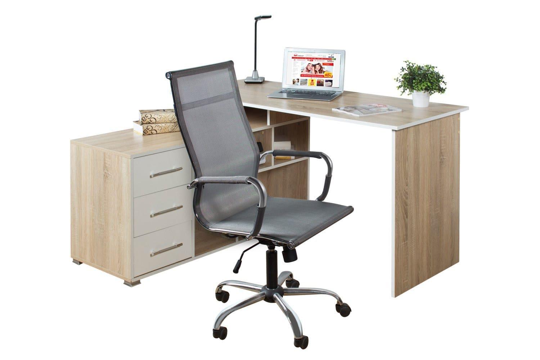 офисный стол с креслом