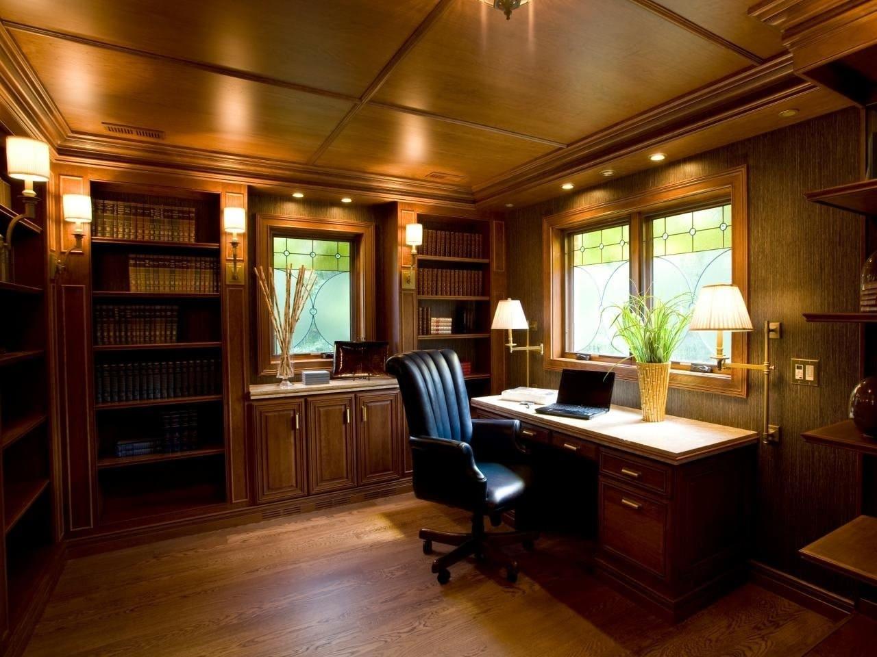 кабинет на лоджии